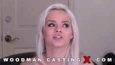 HD Elsa dream Anal Casting X
